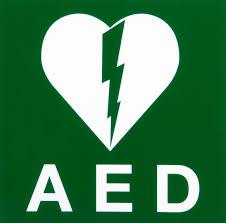 AED schilt