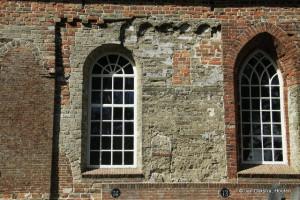 Kerkmuur Wetsens