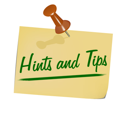 hints-and-tips