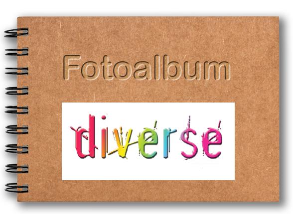 Fotoalbum diverse