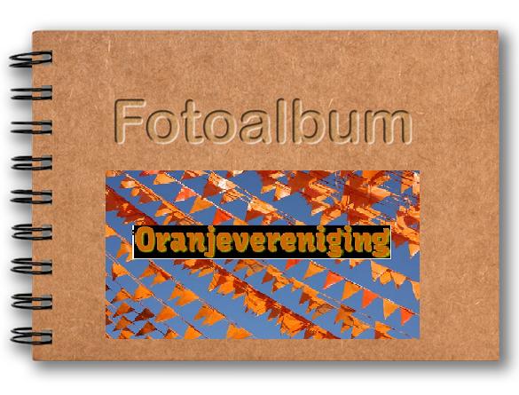 Fotoalbum oranjervereniging