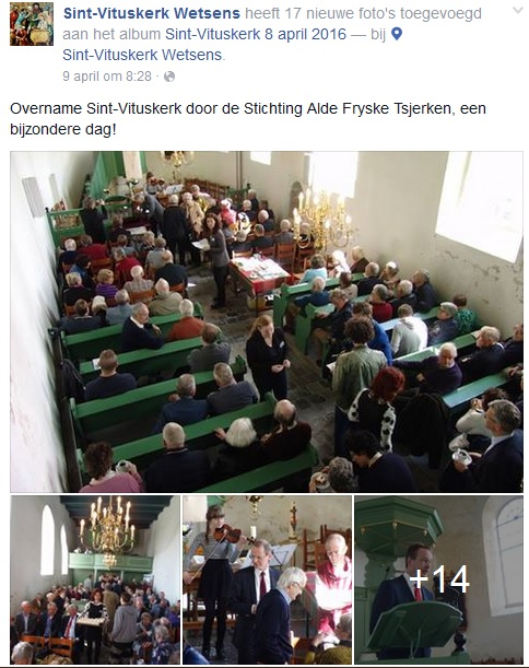 Album Sint-Vituskerk 8 april 2016