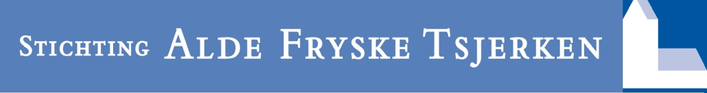 Logo Stichting Alde Fryske Tsjerken