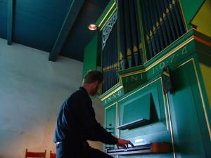 Orgelconcert- 7-08-2016