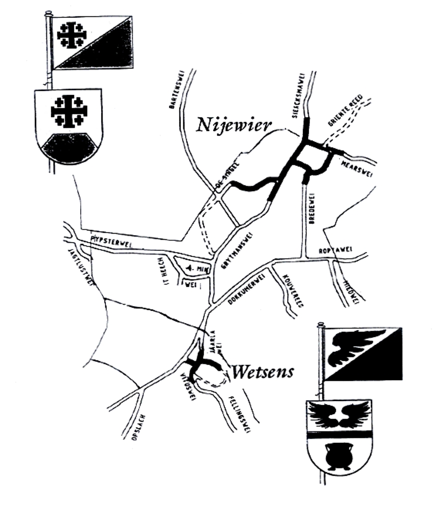 Voorkant dorpskrant