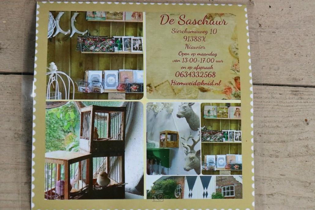 De Saschuur open @ De Saschuur | Niawier | Friesland | Nederland