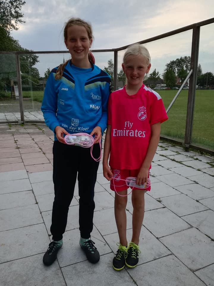 Hester Torensma en Laura Allema