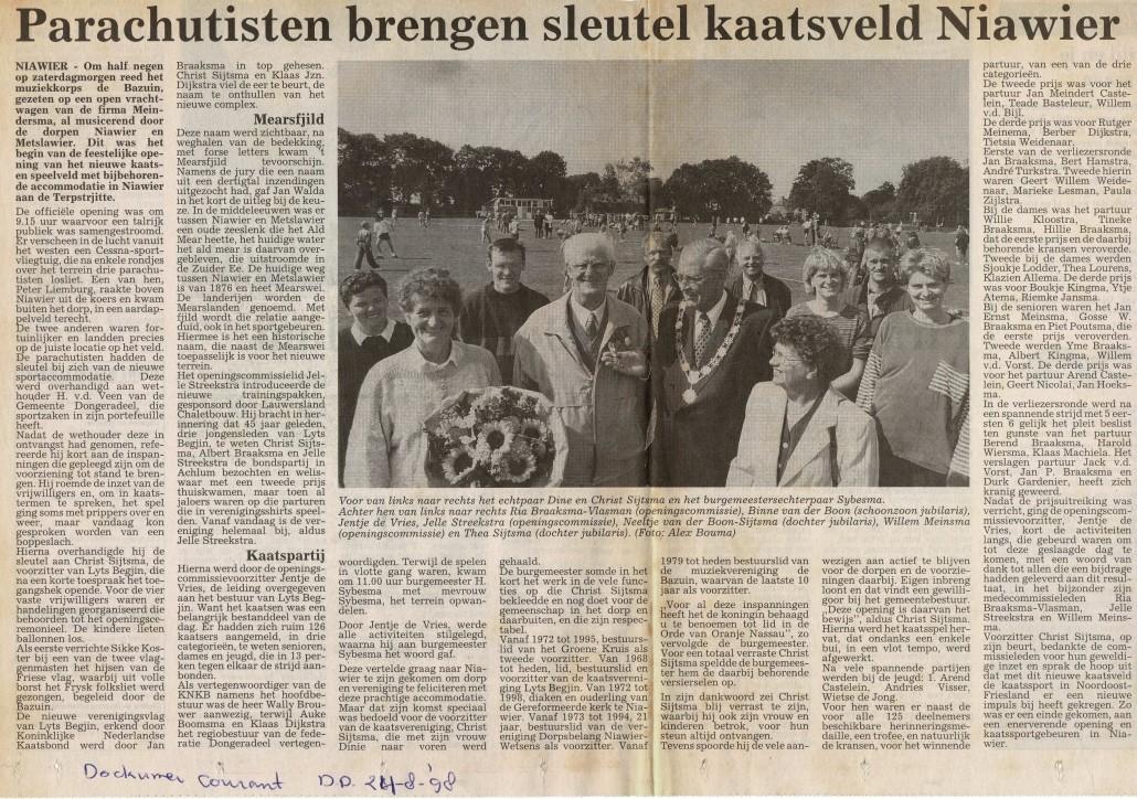1998-08-24 Dockumer Courant Kaatsveld1