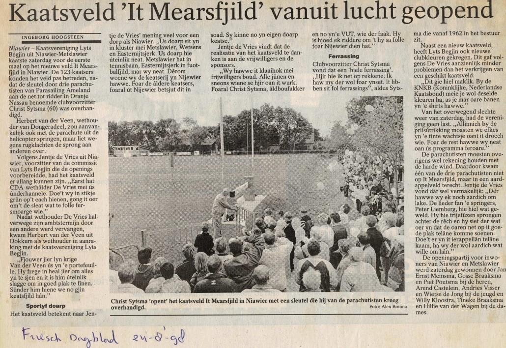 1998-08-24 Friesch Dagblad Kaatsveld