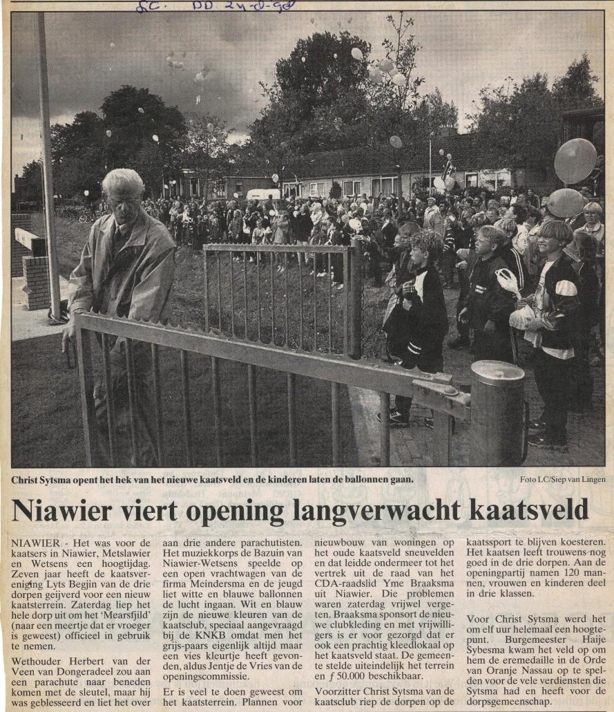 1998-08-24 Leeuwarder Courant - Kaatsveld