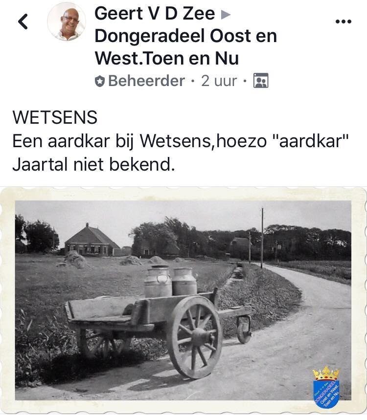 Gespot op Facebook