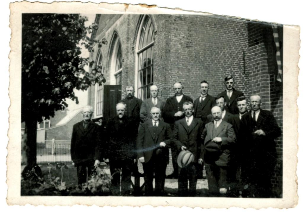 Niawier -  Metslawier  Hemelvaartsdag 1934